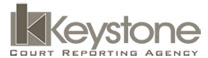 Keystone Court Reporting Logo